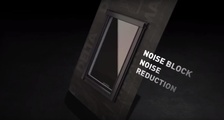 Noise block noise reduction