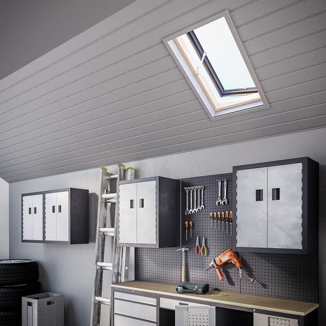 Control skylight